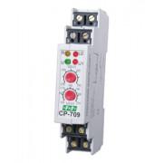 Przekaźnik napięciowy jednofazowy Bez blokady Czasowej - CP-709