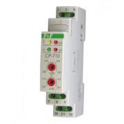 Przekaźnik napięciowy jednofazowy Z Blokadą Czasową - CP-710