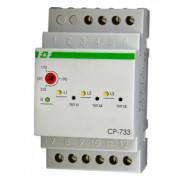Przekaźnik napięciowy trójfazowy Podnapięciowy - CP-733