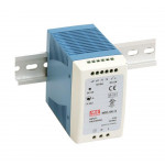 Zasilacz Mean Well MDR-100-24   24VDC  4A  100W