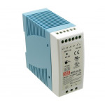 Zasilacz  Mean Well MDR-40-5   5VDC  6A  - 40W