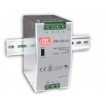 Zasilacz Mean Well DR-120-24   24VDC  5A - 120W
