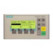 SIMATIC Panel Operatorski OP 73Micro - 6AV6640-0BA11-0AX0