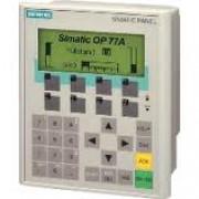SIMATIC Przyciskowy Panel Operatorski OP 77A - 6AV6641-0BA11-0AX1