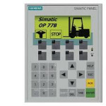 SIMATIC Przyciskowy Panel Operatorski OP 77B - 6AV6641-0CA01-0AX1