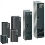 Micromaster 430 Z Wbud. Filtrem - 6SE6430-2AD33-7EA0