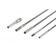 Czujnik, indukcyjny E2E-S05S12-WC-B1 2M, PNP, NO, M5, zasięg 1,2 mm, Kabel 2m