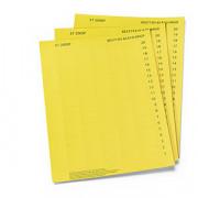 SIMATIC ET 200SP, Etykiety Opisujące A4- 6ES7193-6LA10-0AG0