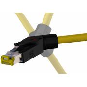Wtyczka kątowa RJI 10G RJ45 Kat.6, 8p IDC - 09451511561