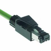 Wtyczka prosta RJI RJ45 Kat.5, 4p IDC - 09451511100