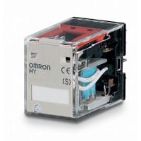 Przekaźnik Omron 14 pin, 5A, 24 V DC - MY4N-D2 24DC