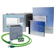 SIMATIC S7-1200 + KP300, Zestaw Startowy - 6AV6651-7HA01-3AA4