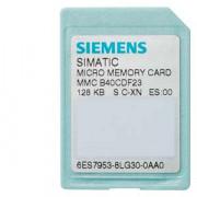 SIMATIC S7, Micro Memmory Card 128kB- 6ES7953-8LG30-0AA0