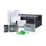 Zestaw Startowy Siemens LOGO! 12/24V ETHERNET + KP300 Basic - 6AV2132-0HA00-0AA1