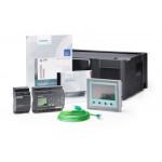 Zestaw Startowy Siemens LOGO! 12/24V ETHERNET + KTP400 Basic - 6AV2132-0KA00-0AA1