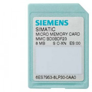 SIMATIC S7, Karta Pamięci MMC (Micro Memmory Card) dla Sterowników SIMATIC S7-300/C7/ET 200 - 6ES7953-8LP31-0AA0