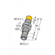 Czujnik, indukcyjny z rozszerzonym zakresem detekcji NI8-M12-AP6X-H1141, PNP, NO, M12, 8 mm, 4611310