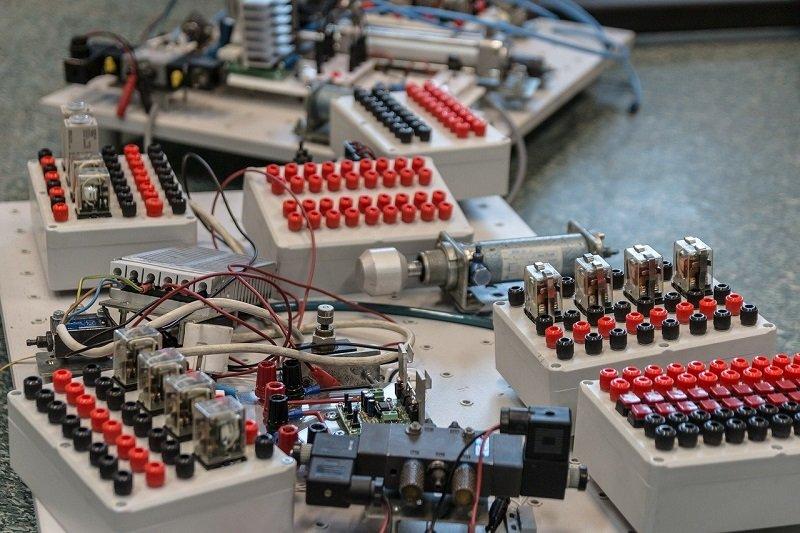 Sprzęt do automatyki przemysłowej